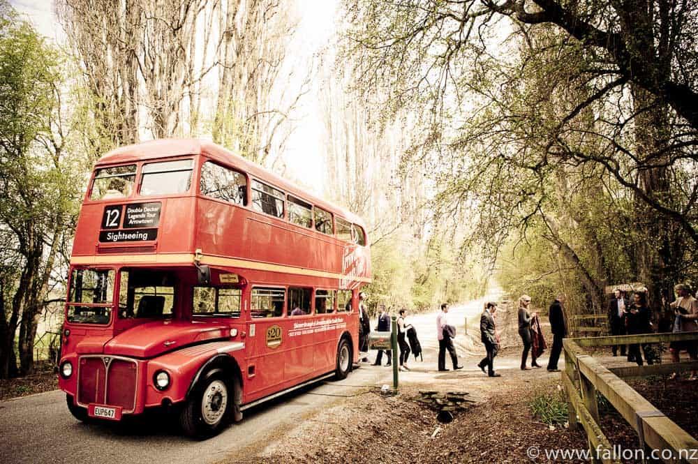 Best Queenstown Wedding Vendors Double Decker Bus Tours Queenstown Wedding Transport Thurlb Domain