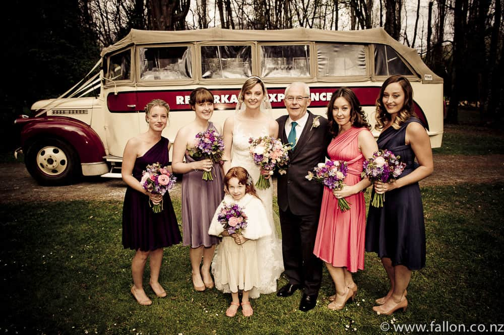 Best Queenstown Wedding Vendors Remarkable Experience Queenstown Wedding Transport Thurlby Domain