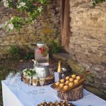 Double Thyme Catering Thurlby Domain stables