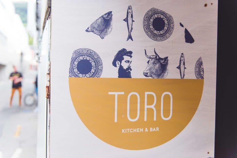 toro reception venue