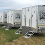 Wanaka Luxury Loos by Marquees Over Wanaka - awesome Queenstown Wedding Vendor